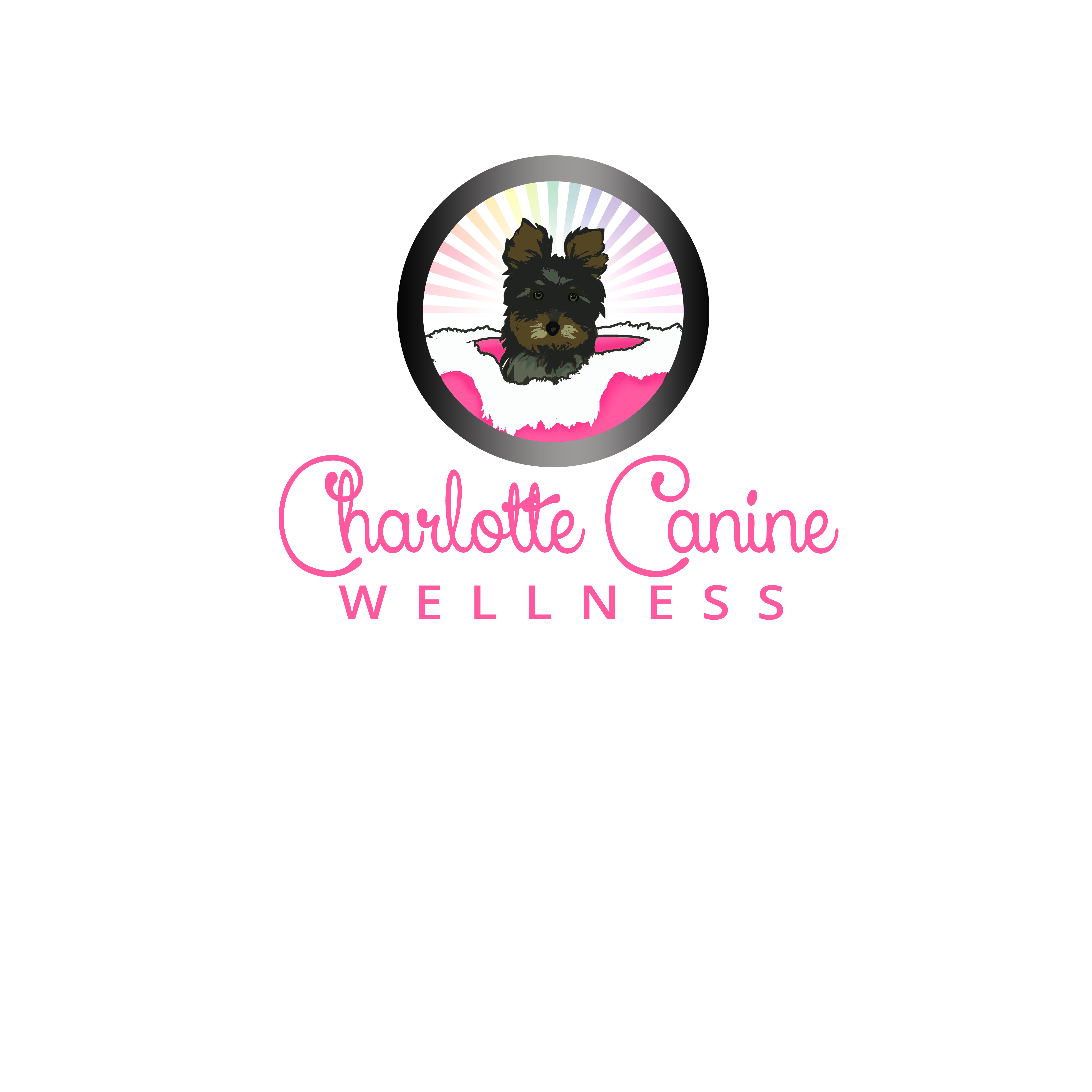 Logo Design by Allan Esclamado - Entry No. 88 in the Logo Design Contest New Logo Design for Charlotte Canine Wellness.