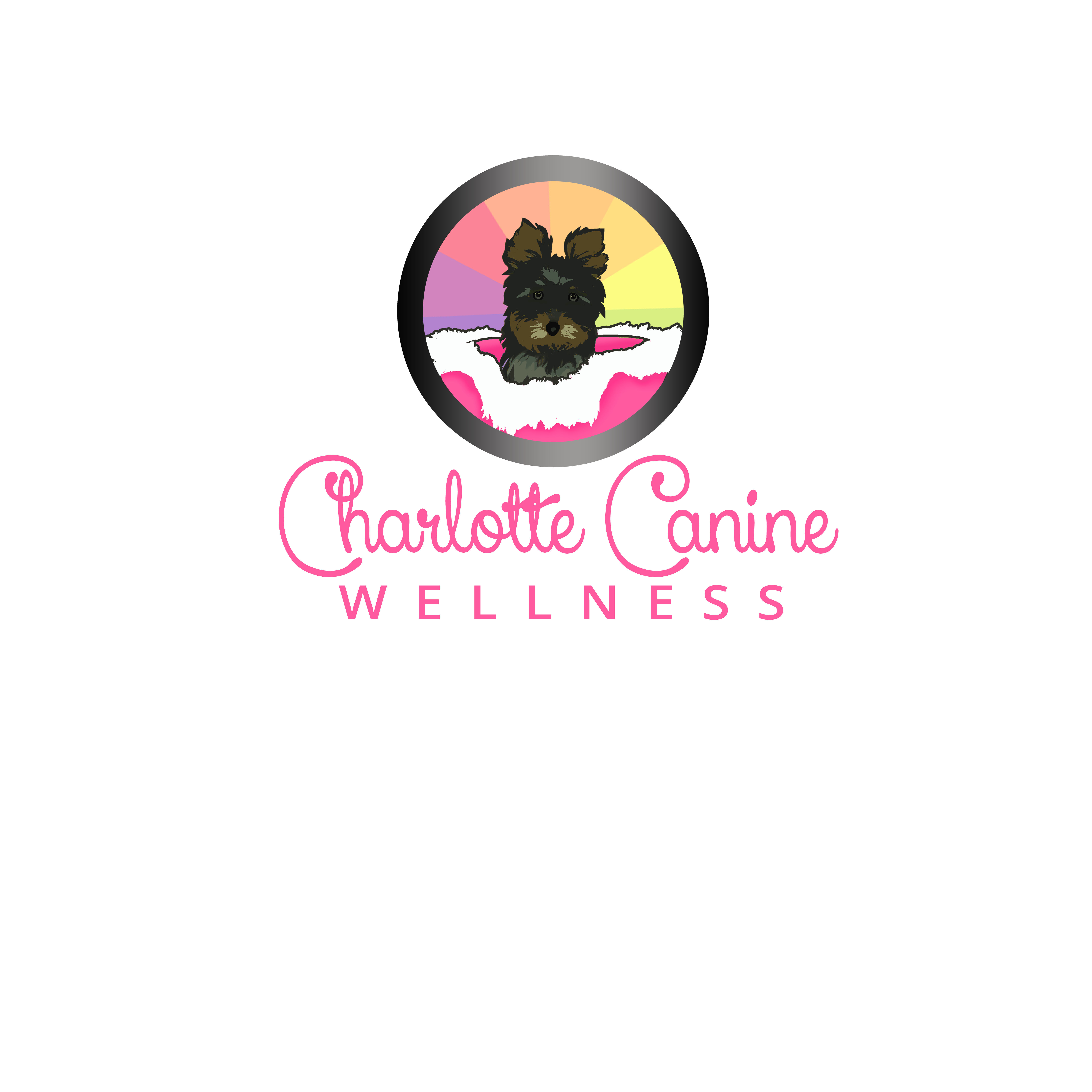 Logo Design by Allan Esclamado - Entry No. 89 in the Logo Design Contest New Logo Design for Charlotte Canine Wellness.