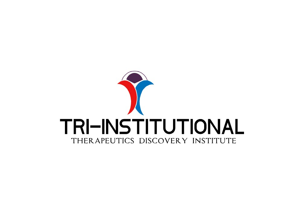 Logo Design by Tenstar Design - Entry No. 244 in the Logo Design Contest Inspiring Logo Design for Tri-Institutional Therapeutics Discovery Institute.