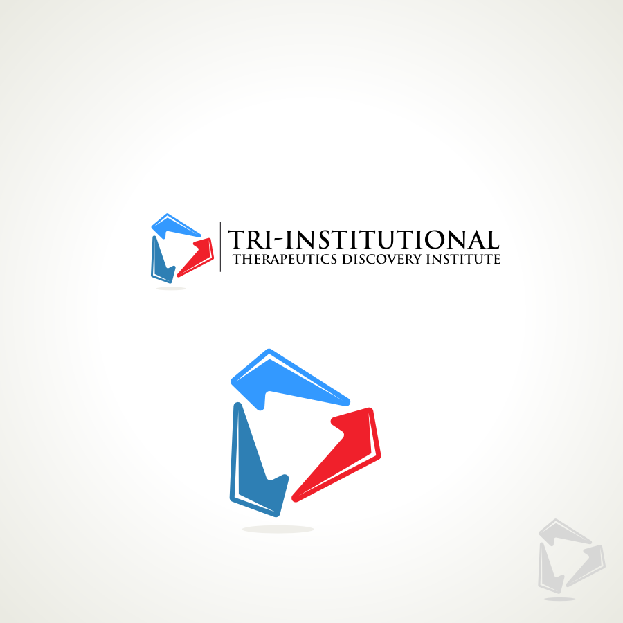 Logo Design by Private User - Entry No. 245 in the Logo Design Contest Inspiring Logo Design for Tri-Institutional Therapeutics Discovery Institute.