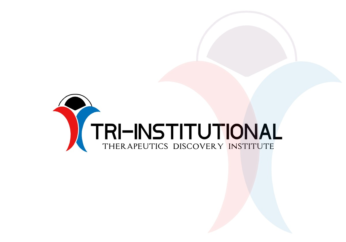 Logo Design by Tenstar Design - Entry No. 247 in the Logo Design Contest Inspiring Logo Design for Tri-Institutional Therapeutics Discovery Institute.
