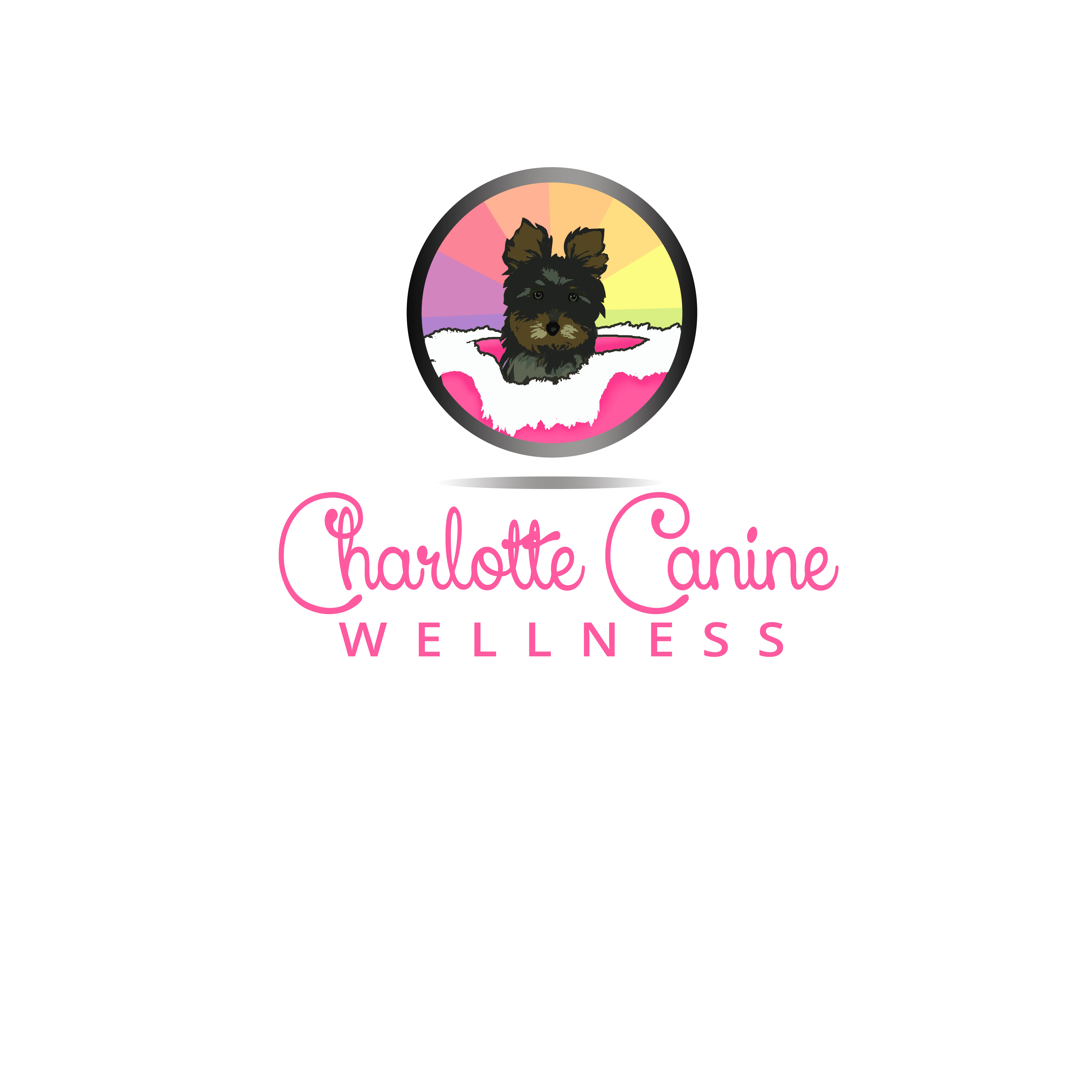 Logo Design by Allan Esclamado - Entry No. 91 in the Logo Design Contest New Logo Design for Charlotte Canine Wellness.