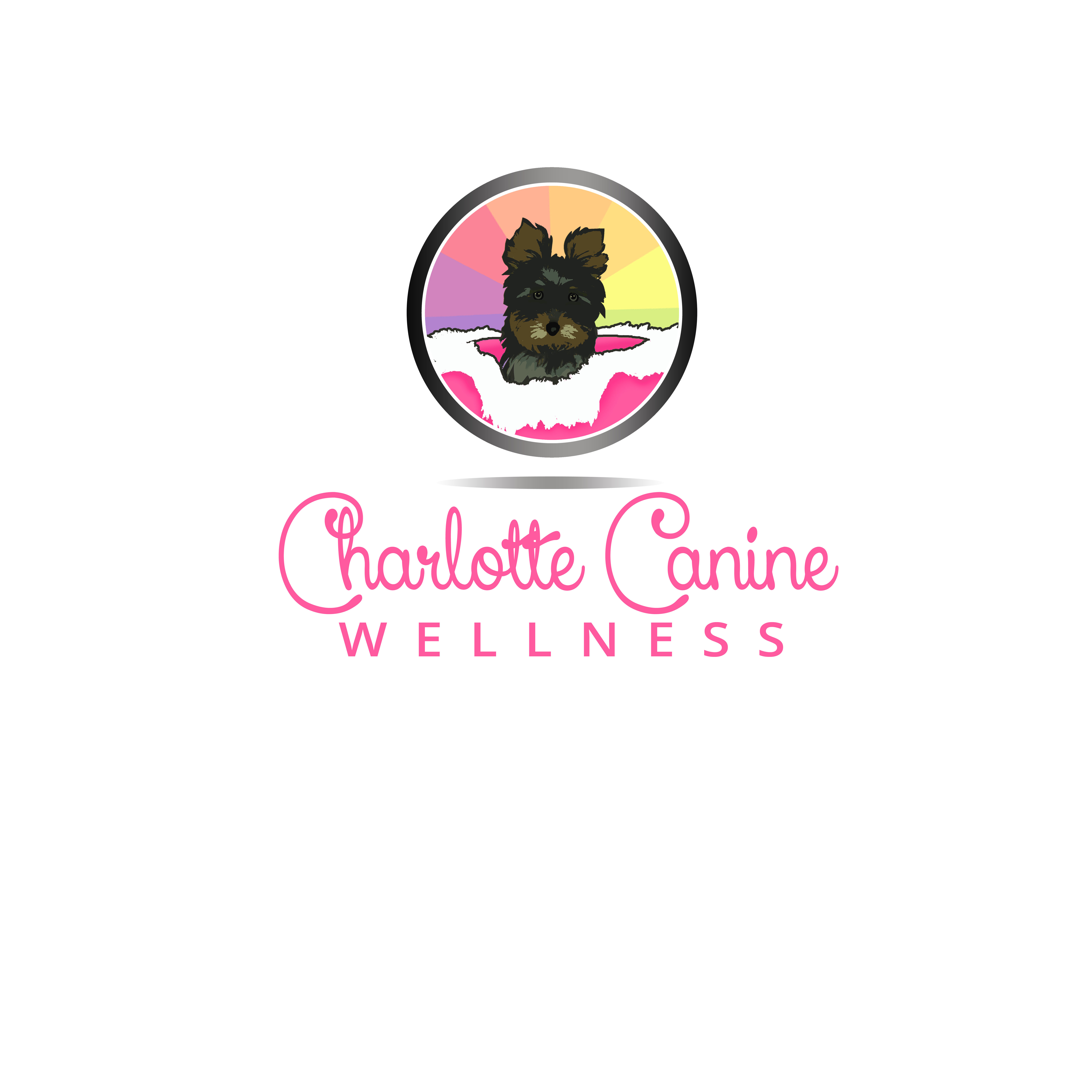 Logo Design by Allan Esclamado - Entry No. 93 in the Logo Design Contest New Logo Design for Charlotte Canine Wellness.