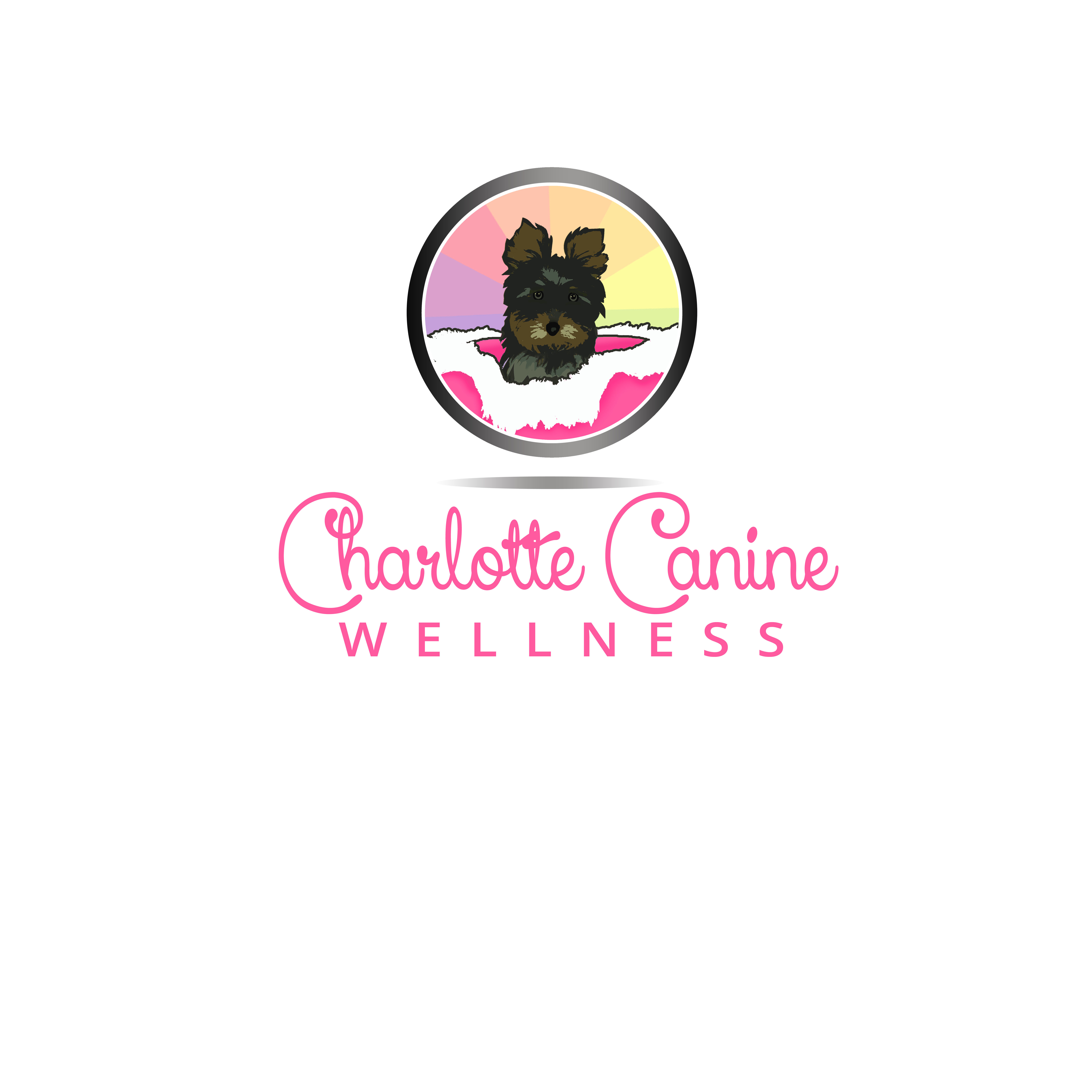 Logo Design by Allan Esclamado - Entry No. 96 in the Logo Design Contest New Logo Design for Charlotte Canine Wellness.