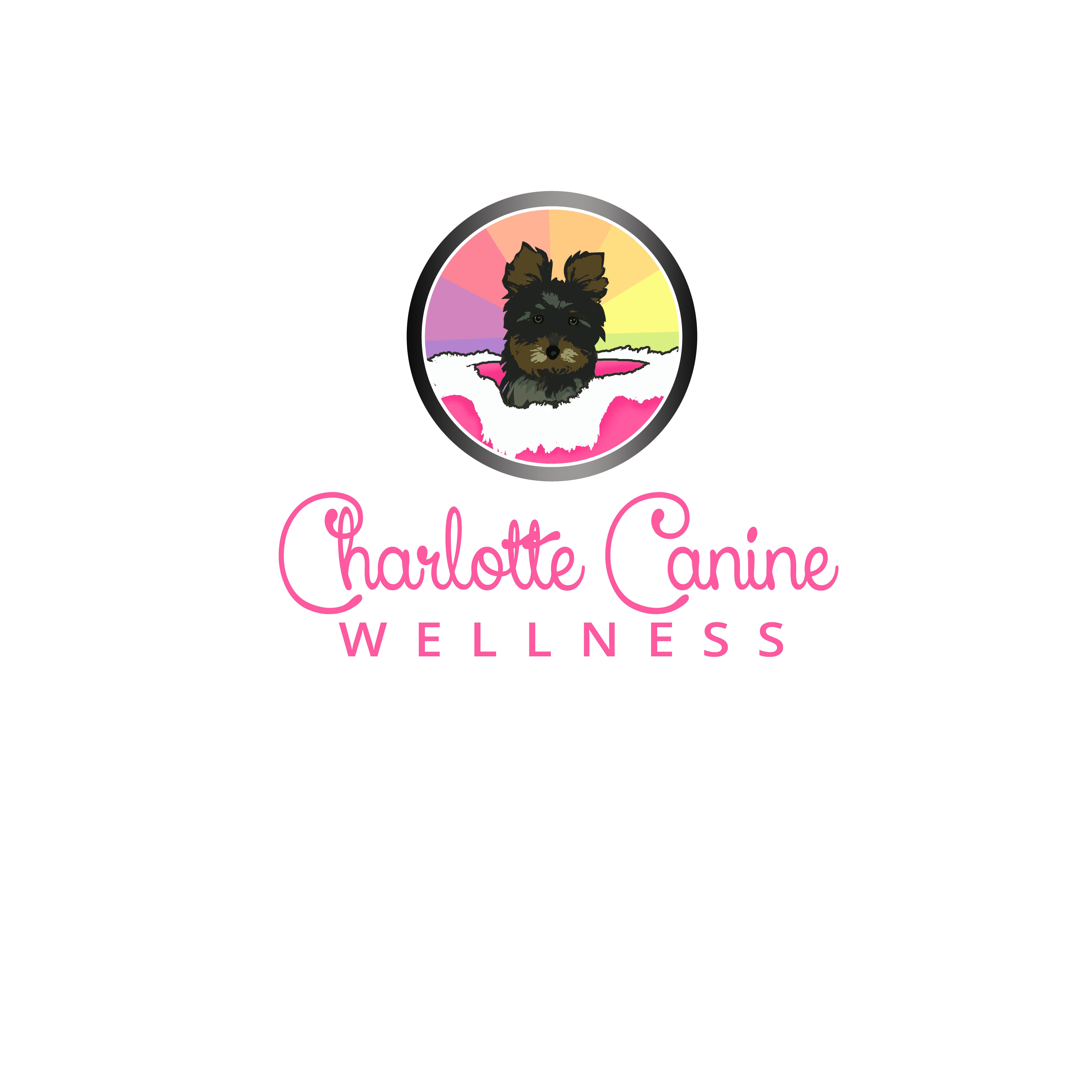 Logo Design by Allan Esclamado - Entry No. 100 in the Logo Design Contest New Logo Design for Charlotte Canine Wellness.