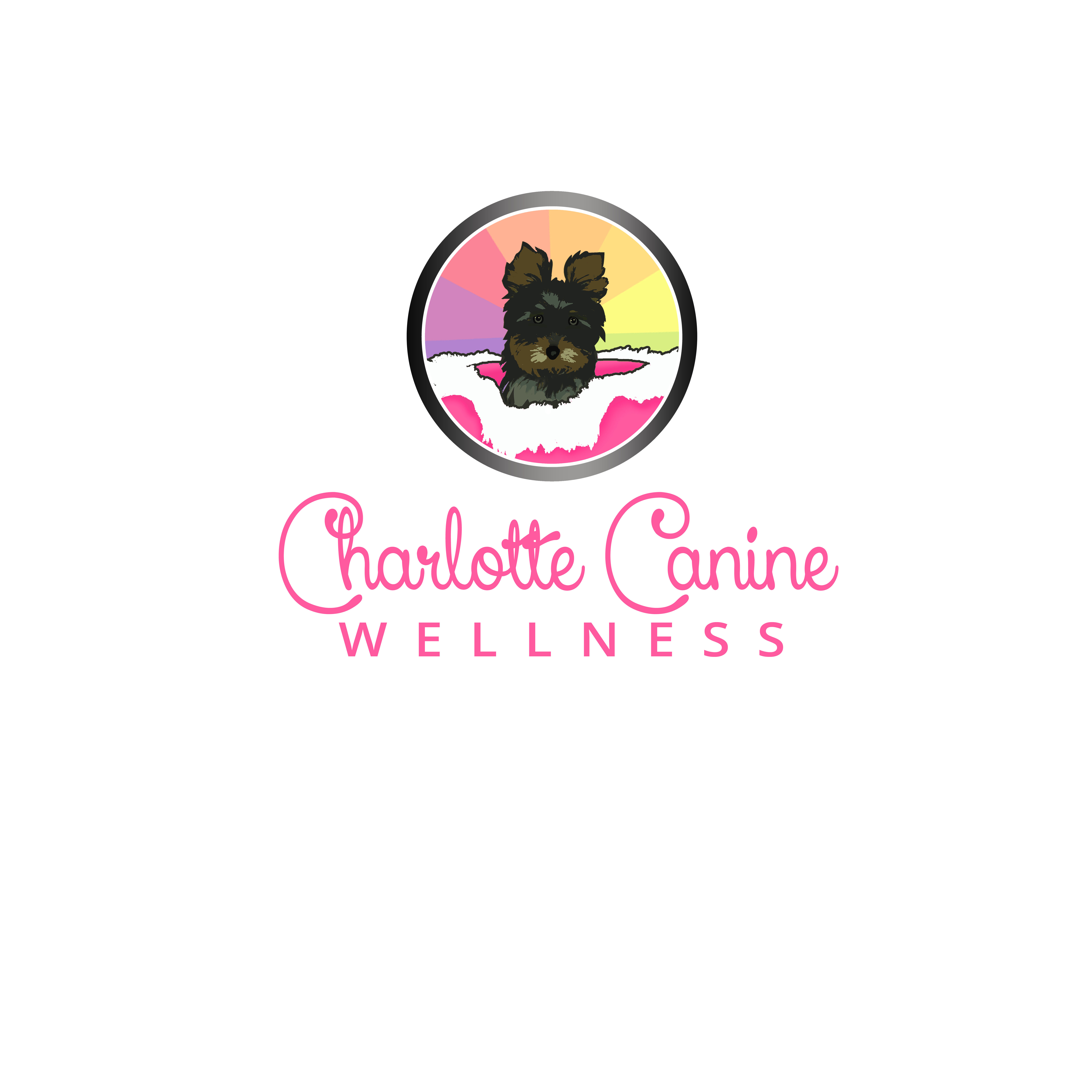 Logo Design by Allan Esclamado - Entry No. 102 in the Logo Design Contest New Logo Design for Charlotte Canine Wellness.