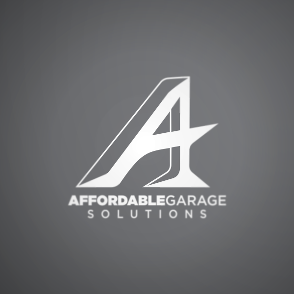 Logo Design by Private User - Entry No. 12 in the Logo Design Contest Captivating Logo Design for affordable garage solutions.