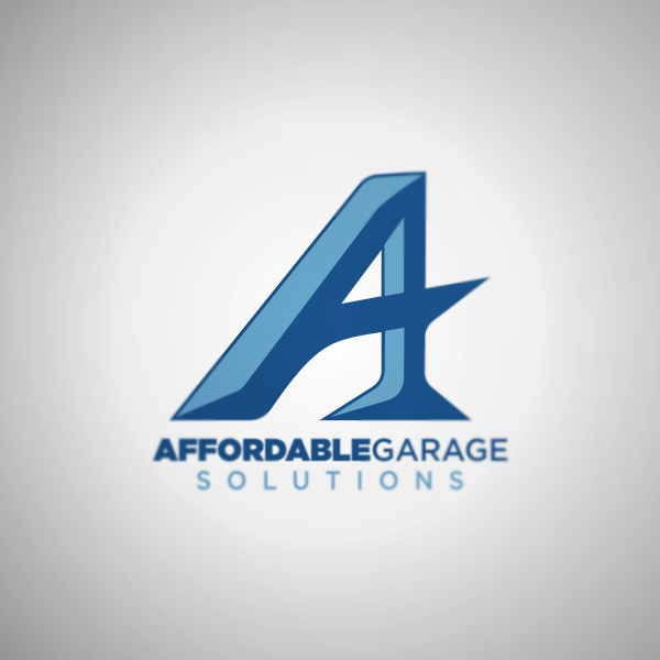 Logo Design by Private User - Entry No. 14 in the Logo Design Contest Captivating Logo Design for affordable garage solutions.