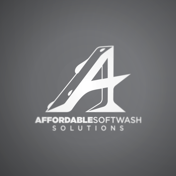 Logo Design by Private User - Entry No. 17 in the Logo Design Contest Imaginative Logo Design for Affordable SoftWash Solutions.