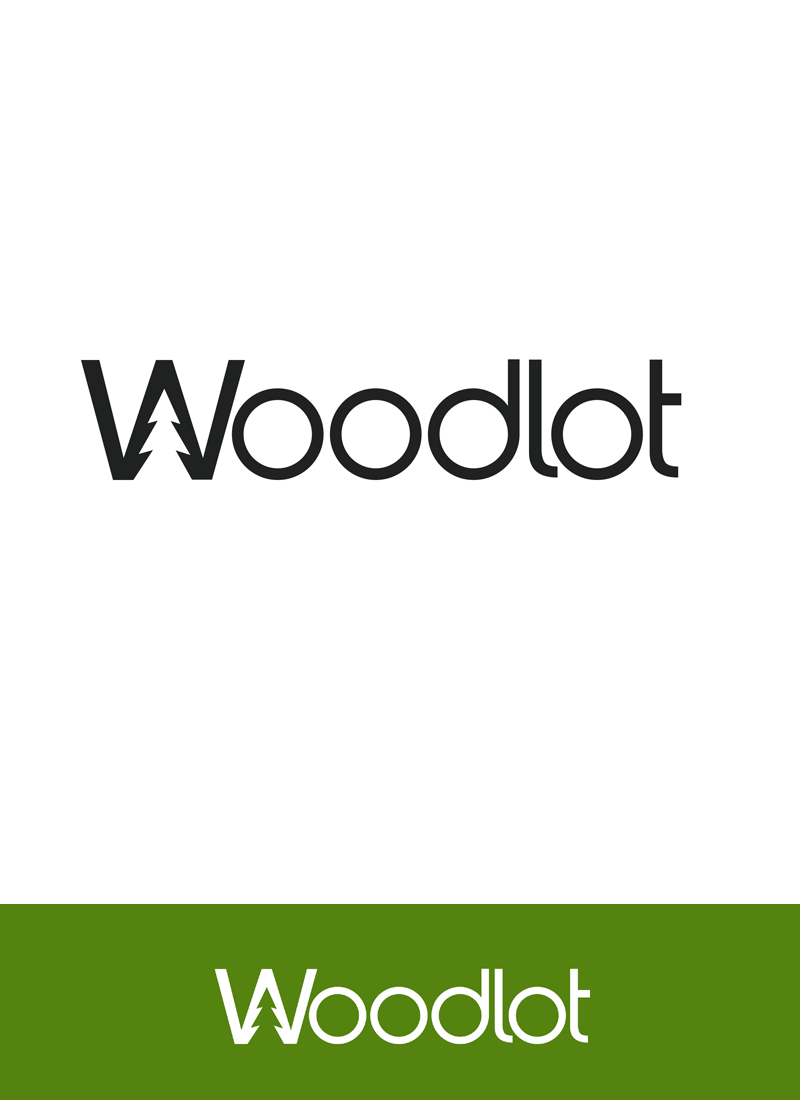 Logo Design by Robert Turla - Entry No. 71 in the Logo Design Contest Fun Logo Design for woodlot.