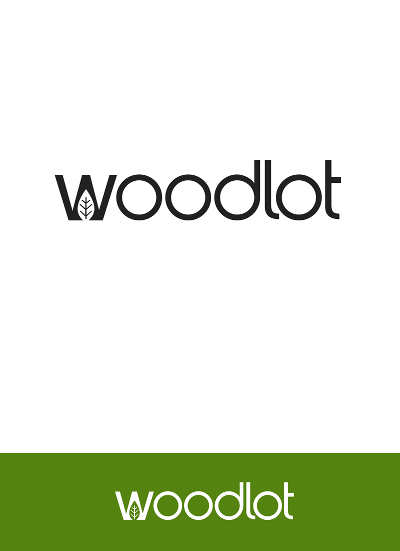 Logo Design by Private User - Entry No. 72 in the Logo Design Contest Fun Logo Design for woodlot.