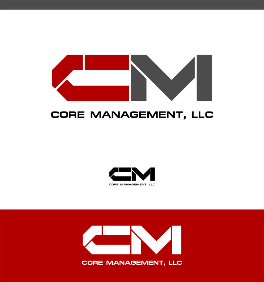 Logo Design by Ngepet_art - Entry No. 33 in the Logo Design Contest Creative Logo Design for CORE Management, LLC.