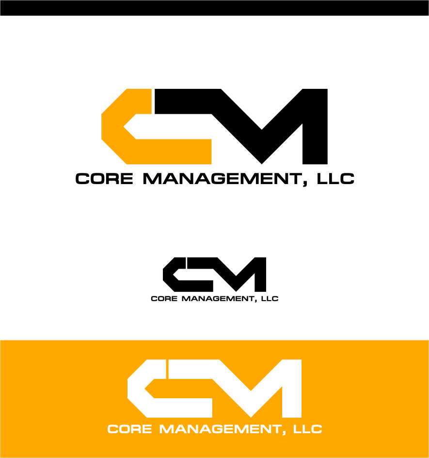 Logo Design by Ngepet_art - Entry No. 34 in the Logo Design Contest Creative Logo Design for CORE Management, LLC.