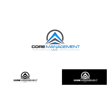 Logo Design by Private User - Entry No. 35 in the Logo Design Contest Creative Logo Design for CORE Management, LLC.
