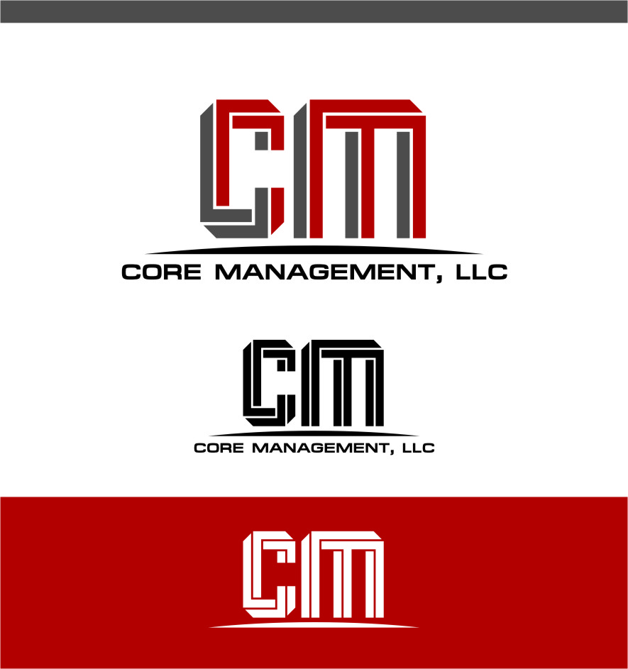 Logo Design by Ngepet_art - Entry No. 36 in the Logo Design Contest Creative Logo Design for CORE Management, LLC.