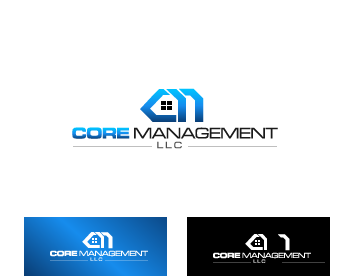 Logo Design by Private User - Entry No. 38 in the Logo Design Contest Creative Logo Design for CORE Management, LLC.