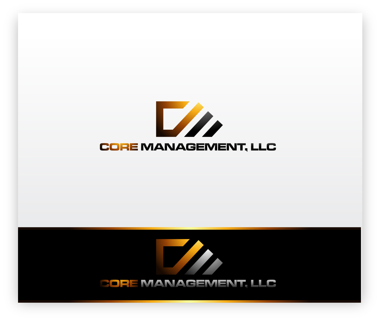 Logo Design by zoiDesign - Entry No. 40 in the Logo Design Contest Creative Logo Design for CORE Management, LLC.