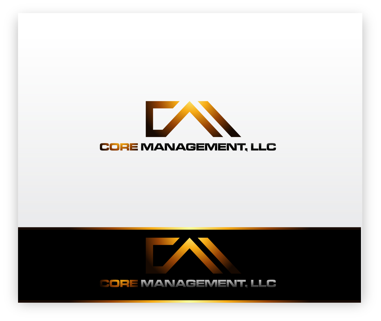 Logo Design by zoiDesign - Entry No. 41 in the Logo Design Contest Creative Logo Design for CORE Management, LLC.