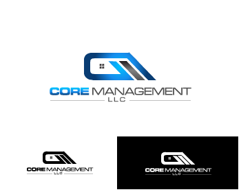 Logo Design by Private User - Entry No. 42 in the Logo Design Contest Creative Logo Design for CORE Management, LLC.