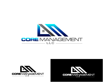 Logo Design by Private User - Entry No. 43 in the Logo Design Contest Creative Logo Design for CORE Management, LLC.