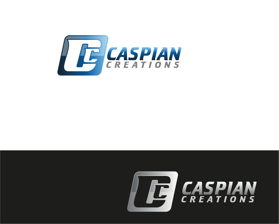 Logo Design by Private User - Entry No. 7 in the Logo Design Contest Creative Logo Design for Caspian Creations.