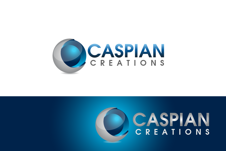 Logo Design by Private User - Entry No. 8 in the Logo Design Contest Creative Logo Design for Caspian Creations.