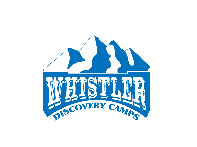 Logo Design by Private User - Entry No. 26 in the Logo Design Contest Captivating Logo Design for Whistler Discovery Camps.
