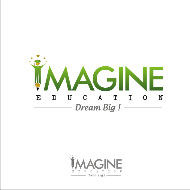 Logo Design by key - Entry No. 59 in the Logo Design Contest Imagine Education.