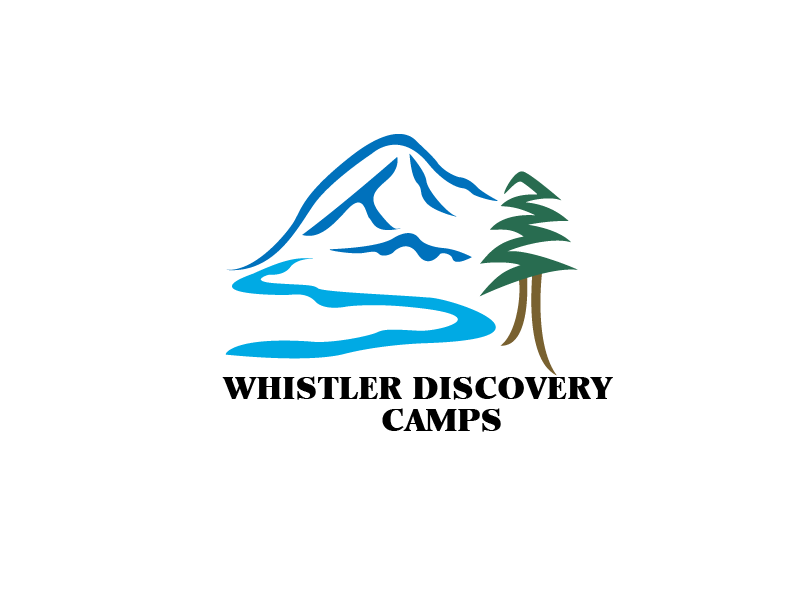 Logo Design by brands_in - Entry No. 28 in the Logo Design Contest Captivating Logo Design for Whistler Discovery Camps.