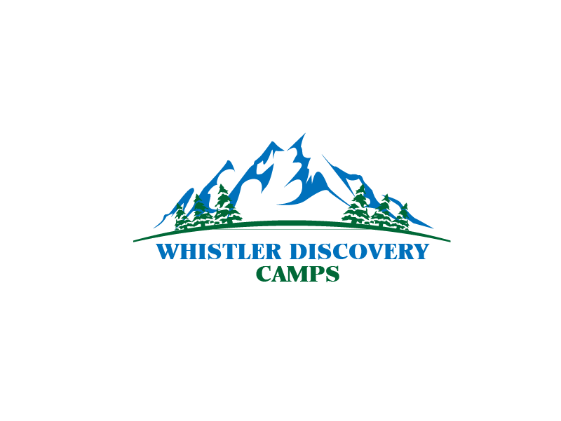 Logo Design by brands_in - Entry No. 30 in the Logo Design Contest Captivating Logo Design for Whistler Discovery Camps.