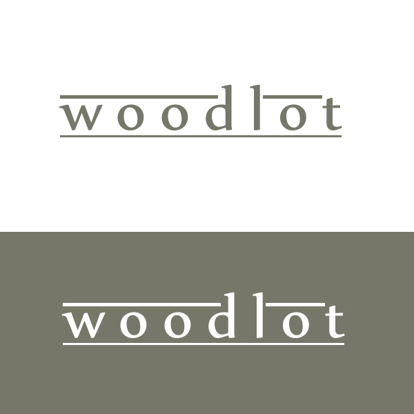 Logo Design by lumerb - Entry No. 74 in the Logo Design Contest Fun Logo Design for woodlot.