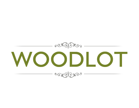 Logo Design by Crystal Desizns - Entry No. 77 in the Logo Design Contest Fun Logo Design for woodlot.