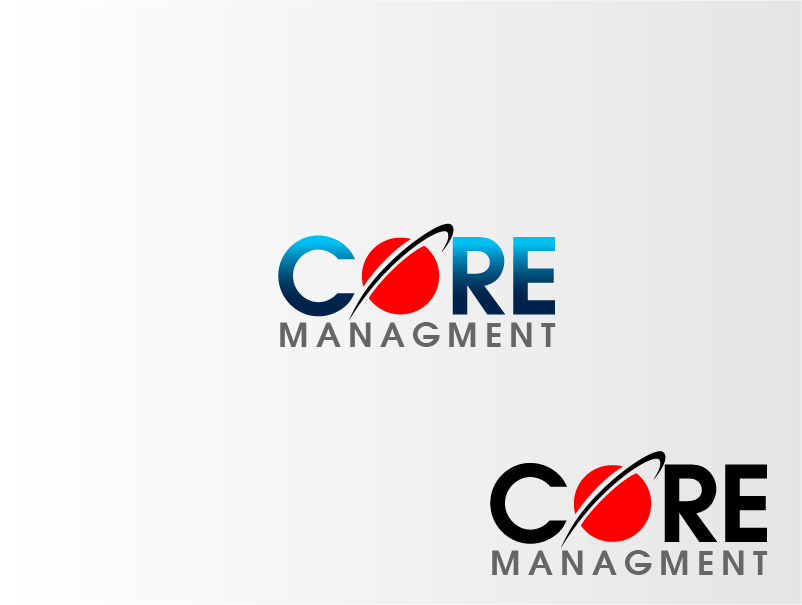 Logo Design by brands_in - Entry No. 52 in the Logo Design Contest Creative Logo Design for CORE Management, LLC.