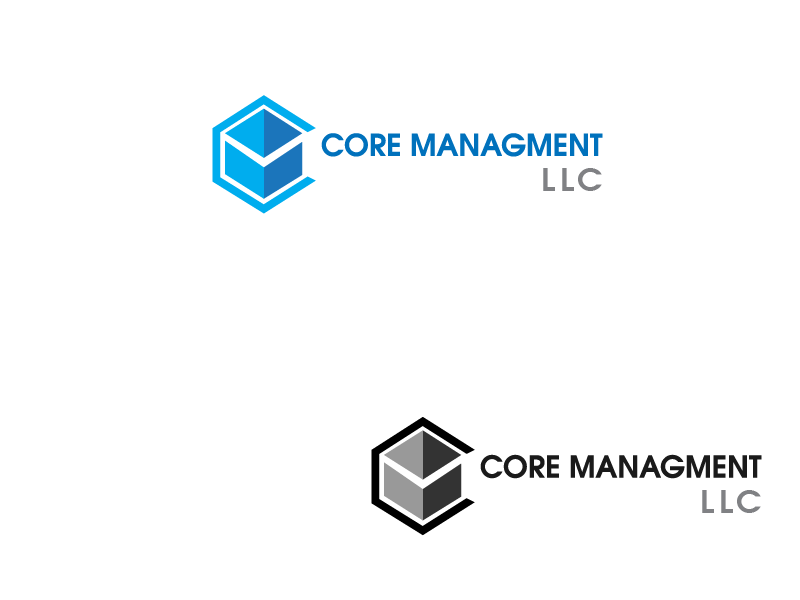 Logo Design by Private User - Entry No. 54 in the Logo Design Contest Creative Logo Design for CORE Management, LLC.