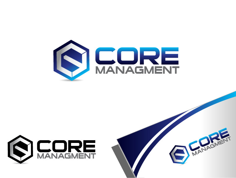 Logo Design by Private User - Entry No. 55 in the Logo Design Contest Creative Logo Design for CORE Management, LLC.
