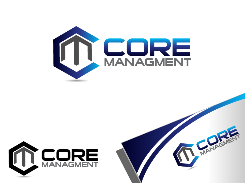 Logo Design by Private User - Entry No. 56 in the Logo Design Contest Creative Logo Design for CORE Management, LLC.