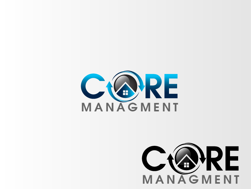 Logo Design by brands_in - Entry No. 57 in the Logo Design Contest Creative Logo Design for CORE Management, LLC.