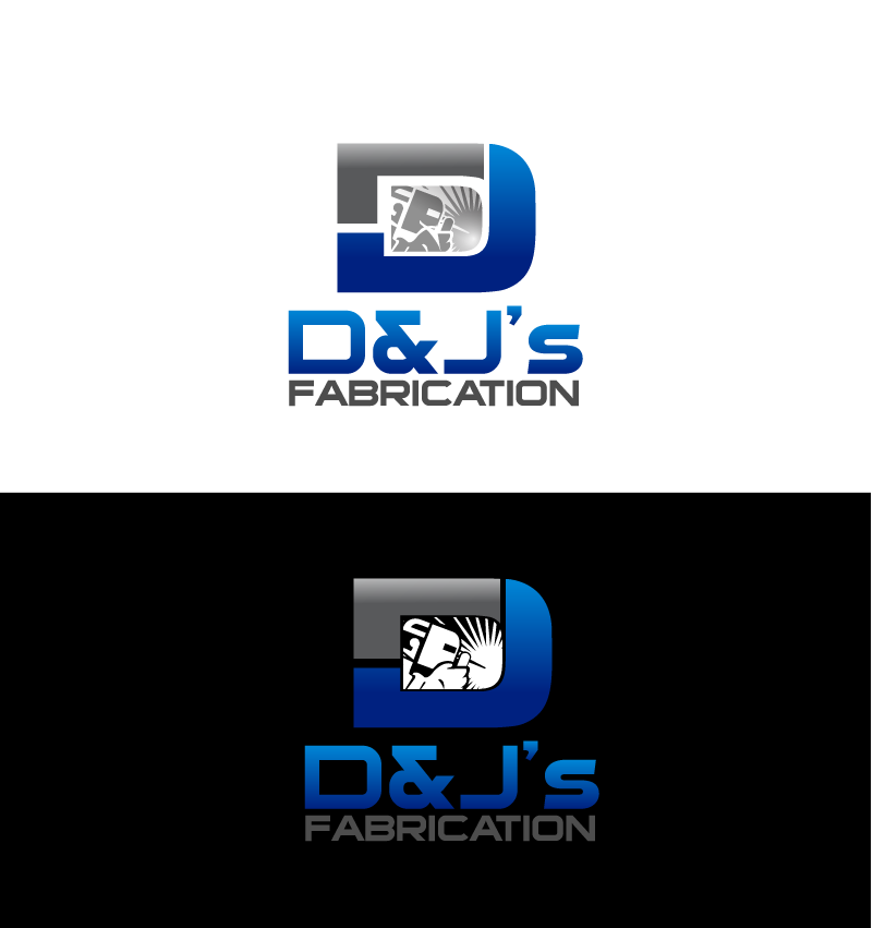 Logo Design by Private User - Entry No. 31 in the Logo Design Contest Creative Logo Design for D & J's Precision Machine Services.