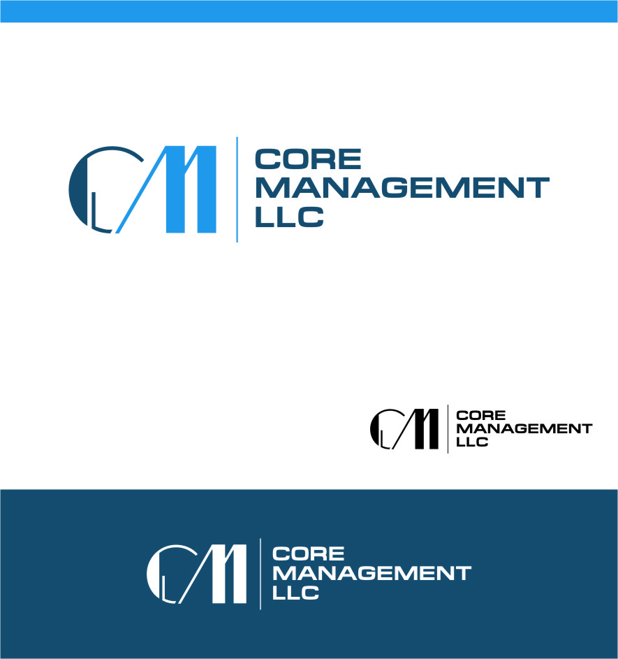 Logo Design by RasYa Muhammad Athaya - Entry No. 59 in the Logo Design Contest Creative Logo Design for CORE Management, LLC.