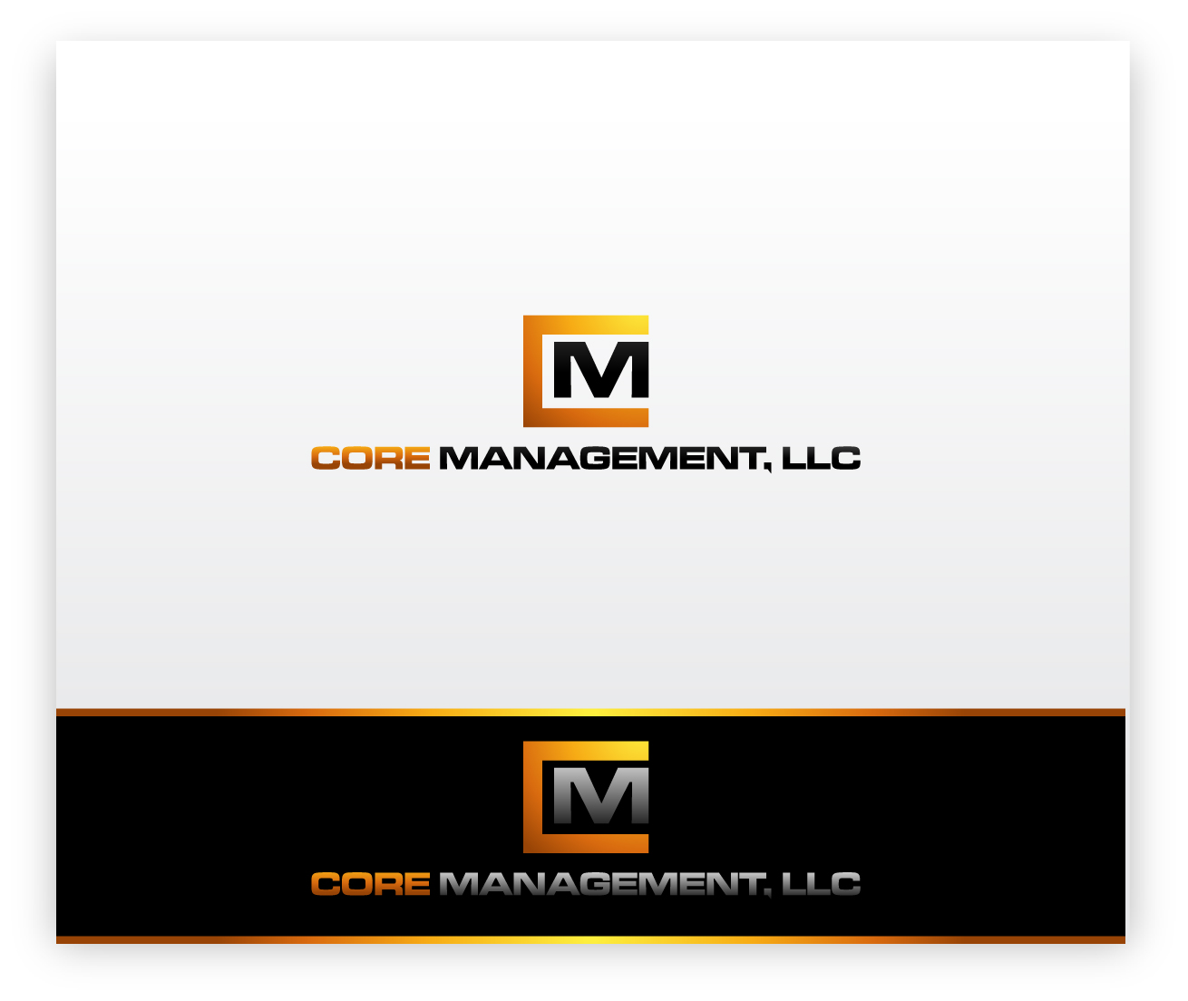 Logo Design by zoiDesign - Entry No. 60 in the Logo Design Contest Creative Logo Design for CORE Management, LLC.