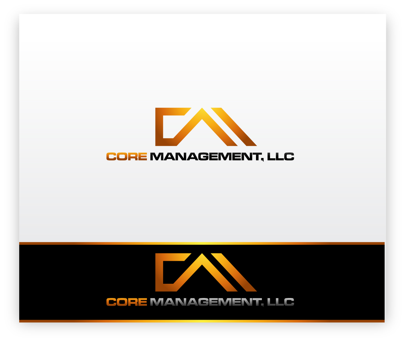 Logo Design by zoiDesign - Entry No. 61 in the Logo Design Contest Creative Logo Design for CORE Management, LLC.