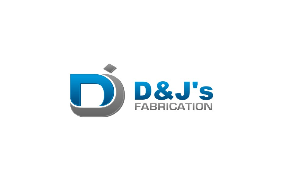 Logo Design by untung - Entry No. 36 in the Logo Design Contest Creative Logo Design for D & J's Precision Machine Services.
