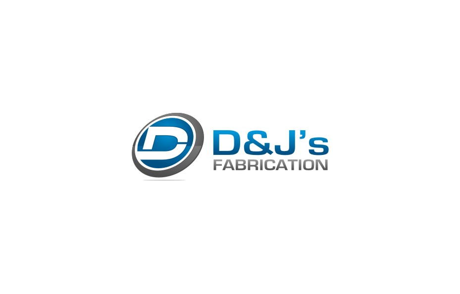 Logo Design by untung - Entry No. 37 in the Logo Design Contest Creative Logo Design for D & J's Precision Machine Services.