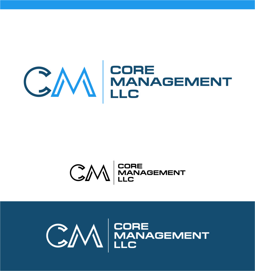Logo Design by RasYa Muhammad Athaya - Entry No. 66 in the Logo Design Contest Creative Logo Design for CORE Management, LLC.
