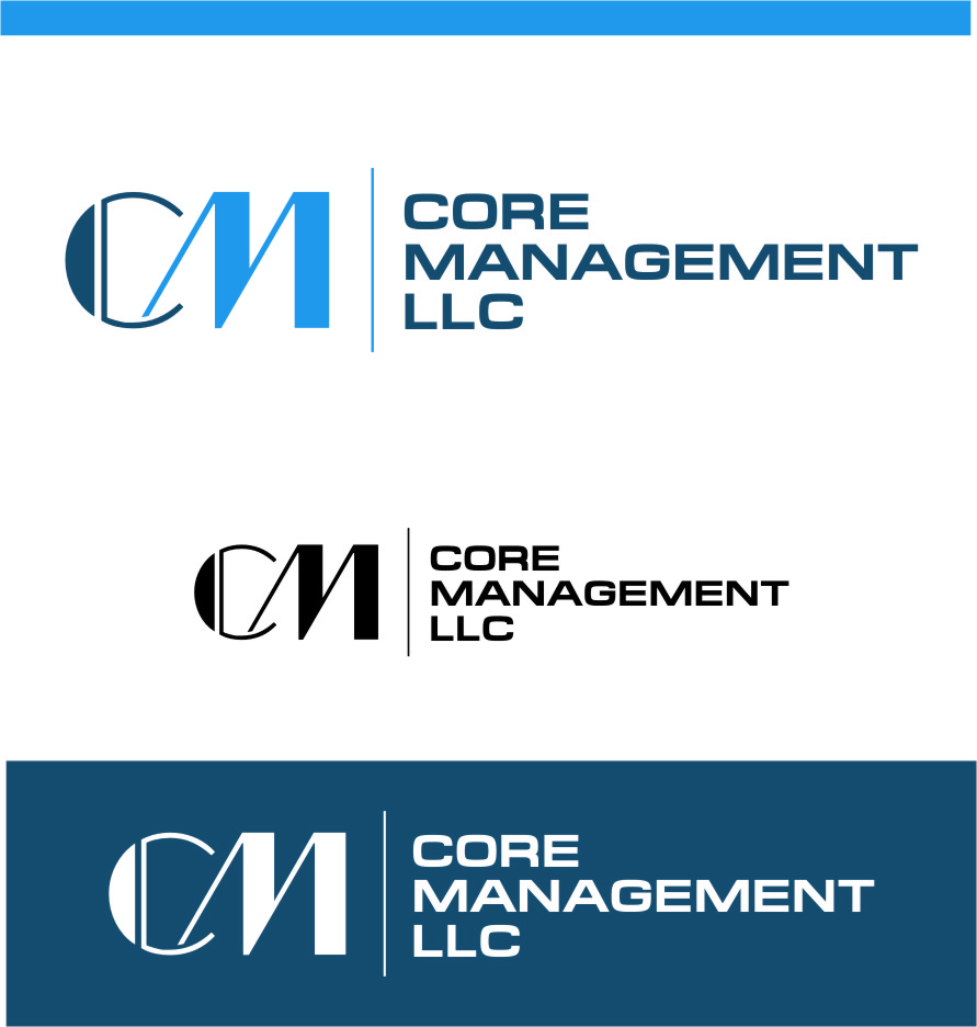 Logo Design by RasYa Muhammad Athaya - Entry No. 67 in the Logo Design Contest Creative Logo Design for CORE Management, LLC.