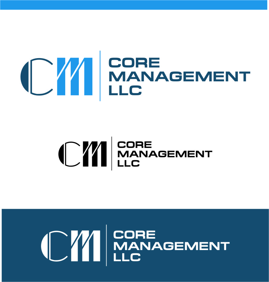 Logo Design by Ngepet_art - Entry No. 68 in the Logo Design Contest Creative Logo Design for CORE Management, LLC.