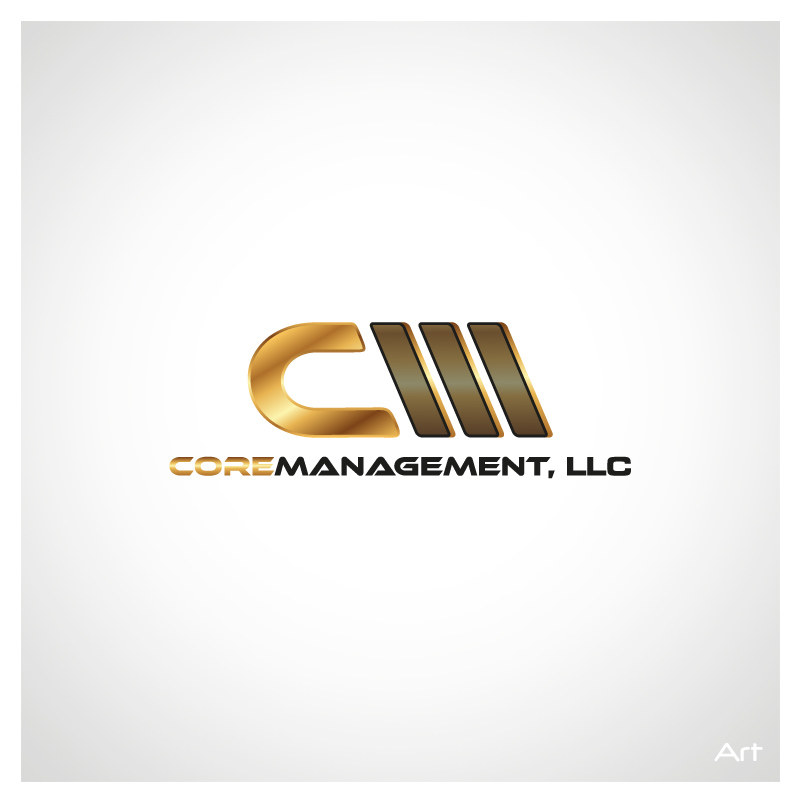 Logo Design by Puspita Wahyuni - Entry No. 69 in the Logo Design Contest Creative Logo Design for CORE Management, LLC.