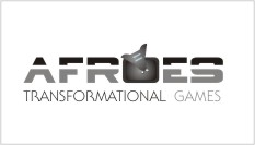 Logo Design by hafizshaikh7 - Entry No. 62 in the Logo Design Contest Afroes Transformational Games.