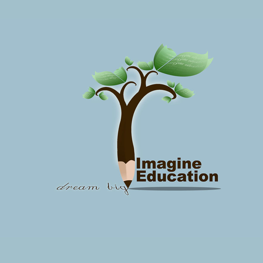 Logo Design by smokegroovechill - Entry No. 64 in the Logo Design Contest Imagine Education.