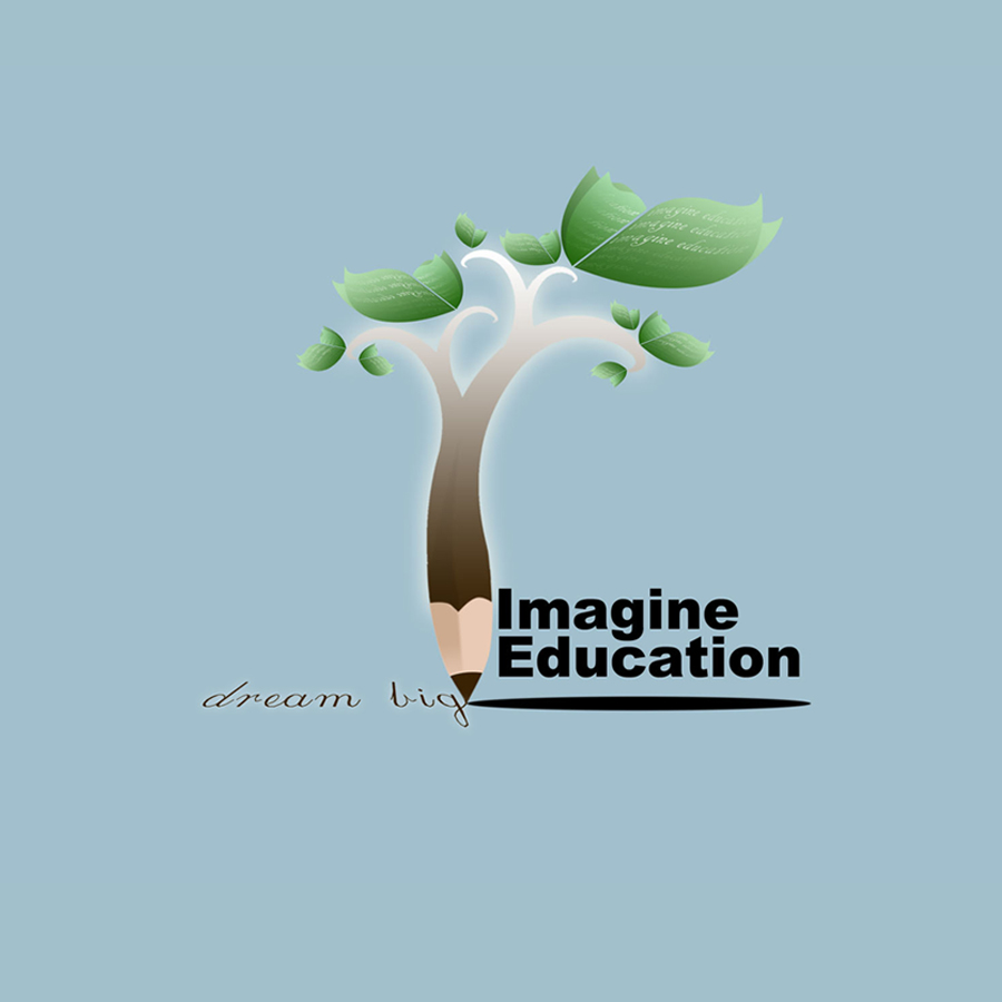Logo Design by smokegroovechill - Entry No. 65 in the Logo Design Contest Imagine Education.